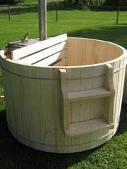 great value wooden hot tubs. www.greathottubs.co.uk