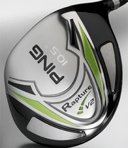 Top Hottest Ping Rapture V2 Driver With Discount Golf Clubs