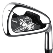 hottle! Callaway X-22 Irons- New Golf Clubs for 2012!
