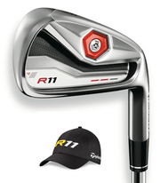Wonderful golf clubs TaylorMade R11 Irons