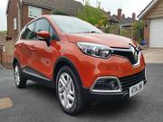 2014 Renault 2014 RENAULT CAPTUR DYNAMIQUE M-NAV DC ORANGE