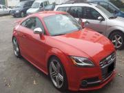 2012 audi Audi TTS 2012 Red Pearl